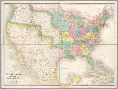 Rumsey Historical Maps - Us 1880 map