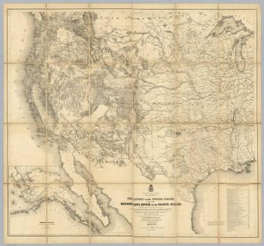 U S West 1868