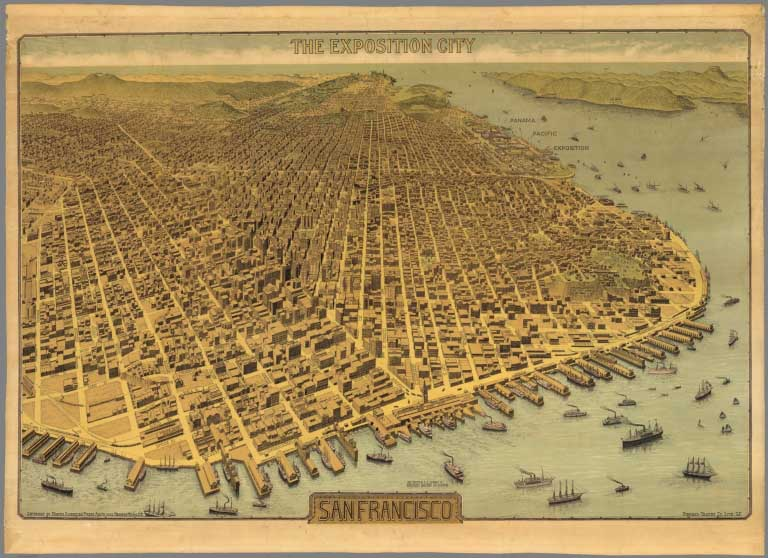 Earthquake San Diego >> David Rumsey Historical Map Collection | April 4, 2015 ...