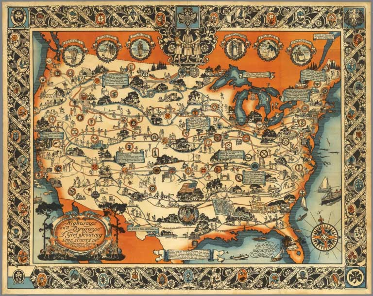David Rumsey Historical Map Collection Over 2 000