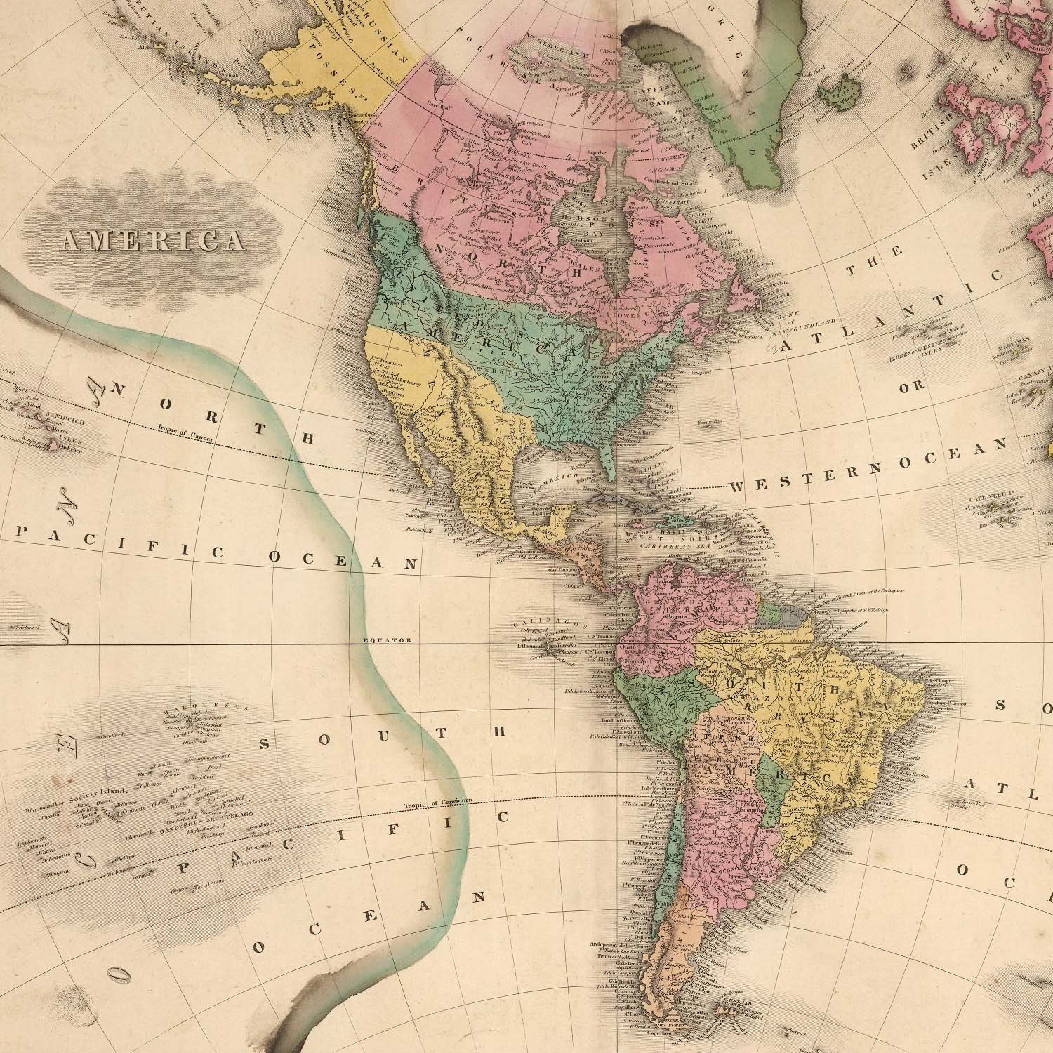 David Rumsey Historical Map Collection | The Collection