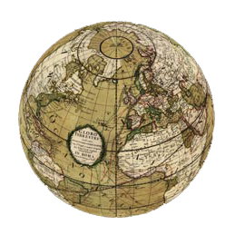 David rumsey historical map collection cassini terrestrial and the cassini globe gores projected onto a virtual globe click to open in google earth gumiabroncs Image collections