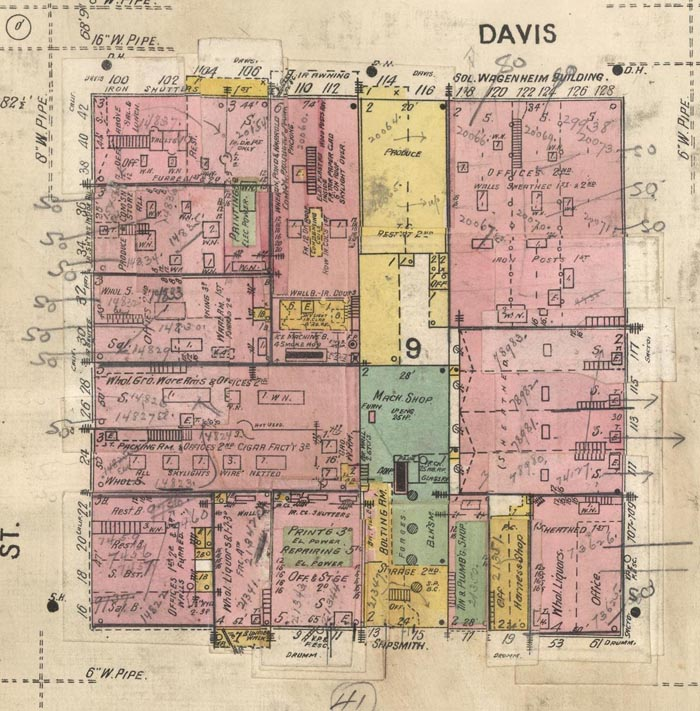 David Rumsey Historical Map Collection PreEarthquake San