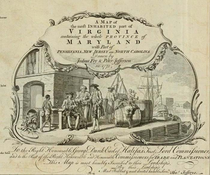 David Rumsey Historical Map Collection   Cartouches, or Decorative ...