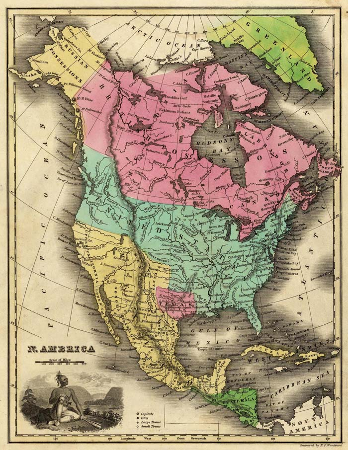 David Rumsey Historical Map Collection Cartouches Or Decorative - Large decorative maps