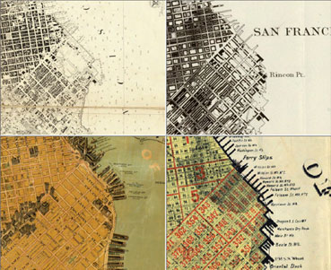 David Rumsey Historical Map Collection Two Dimensional GIS Browser - Washington dc plat map