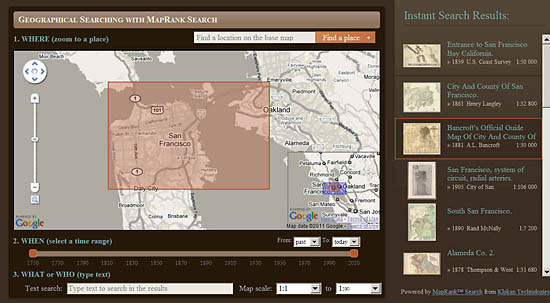 David Rumsey Historical Map Collection | View Collection