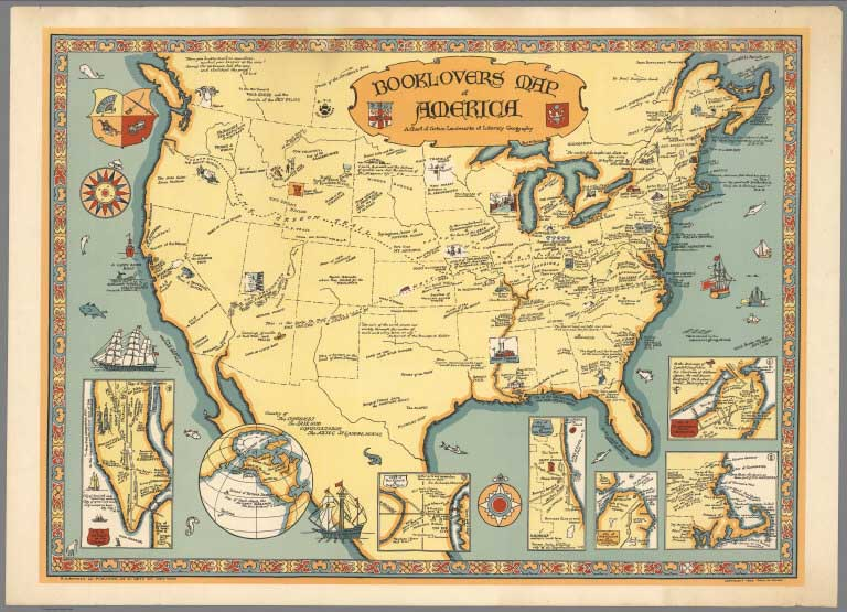 Historical Map Definition David Rumsey Historical Map Collection | Over 2,000 Pictorial Maps