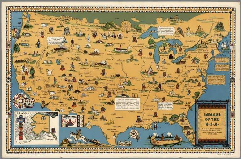 David Rumsey Historical Map Collection Featured Maps - Map of western us 1770